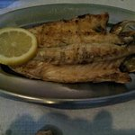 Delicious Fresh Sea Bass..