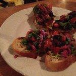 Bruschetta with tartar
