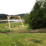  Swing set, bikes, and canoe available for guest use