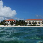  Turtle Nest Inn and Condos From the Water