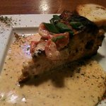  amazing delicious shrimp and alligator cheesecake!
