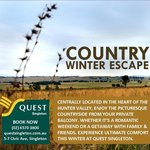 Country Winter Escape