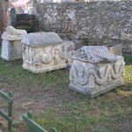  tombs outside