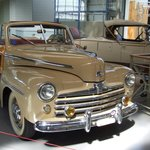 Cars from late 40's