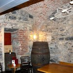  The cellar bar area