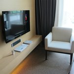  TV equipped with Internet and Apple TV