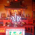Lim Clan Shrine Room,Georgetown