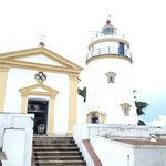 Light house, Chapel of our Lady Guia