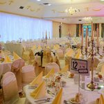  Cats Banqueting Suite Wedding Setup