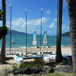 Watersports on the beach - free for Reef View guests