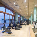  Htel Hlianthal****Thalasso &amp; Spa Salle de Fitness face mer