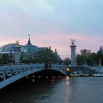  Sunset in Pont Alexandre