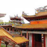  roofs of Bright Hill Temple