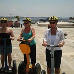 17th May 2013 .......Sensational Segway Experience