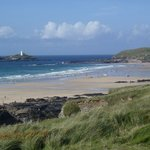  Gwithin beach looking towards Godrevy
