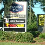 Foto de Hampton Inn Beaufort