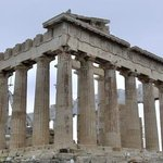 The Acropolis of Athens.