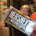  Chocolate lover&#39;s dream Hershey bar!