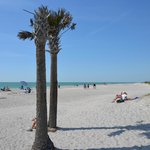 Sanibel Blind Pass Beach Richtung N