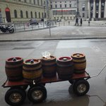 Lennys Beer Bike