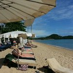 Beach at Peace resort