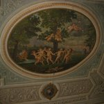 antique fresco