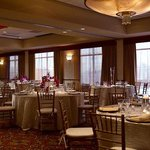 Terrace Ballroom Wedding
