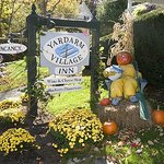 Fall is beautiful at Yardarm Village Inn