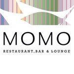 Logo MOMO Restaurant, Bar & Lounge