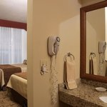 Family Suite Accessible 2 Beds and Vanity