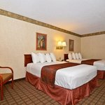 Φωτογραφία: BEST WESTERN Cooper Inn & Suites