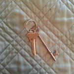  Love the key to the room!