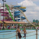 Whitewater Bay Theme Park