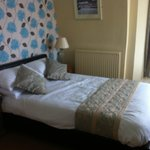 newly refurbished bedroom