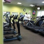  Cardio room