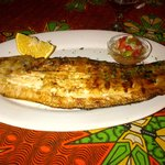 Whole Grilled Sole Only $7