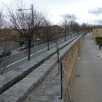  Wall Section of Aquaduct Beside Avenida del Padre Claret