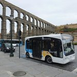  Battery Electric Minibus to The Alcazar
