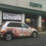 Tonys Pizza