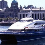 The Victoria Clipper Ferry