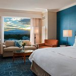  Mountain View King Guest Room