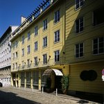  K+K Hotel Maria Theresia, Vienna, Exterior View