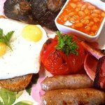 Cooked breakfast available for a £6 suppliment