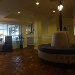  Boardwalk Inn Lobby Kemah TX