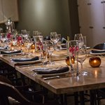 EDGAR – Private Dining Area