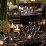  Storyville Room  Banquet Place Setting