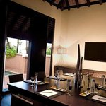 Pool Villa Meeting Room