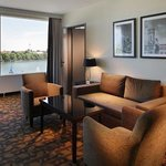 Lake View Suite – Living Area