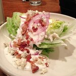 Wedge Salad with Ranch Dressing