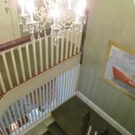 Stairway from 2nd floor
